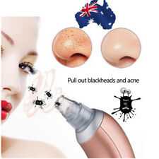 Electric Blackhead Cleaner Vacuum Acne Remover Facial Pore Blemish Cleanser Tool