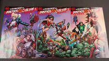 Justice League Gegen Suicide Team #1 9.6 SGC A-C Variant Margot Robbie GAL Gadot