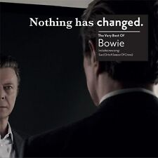 DAVID BOWIE (NOTHING HAS CHANGED - VERY BEST OF CD SEALED + FREE POST)