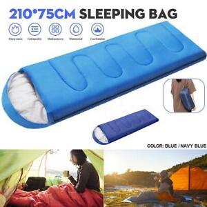 2021 Thermo-Schlafsack im Freien Camping-Schlafsack Wasserdichtes Wandern DIY
