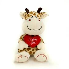 "10"" Sitting Valentine Love Pals - 10 inches while sitting, from head to #V966-2"