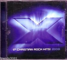 X 2008 CD Classic Christian Rock RELIENT K SKILLET TOBYMAC BARLOWGIRL Great