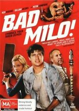 Bad Milo DVD Movie NEW RELEASE BRAND NEW SEALED Region 4 FREE POSTAGE