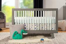 Babyletto Hudson 3-in-1 Convertible Crib with Toddler Bed Conversion Kit 3Dayshp