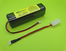 2700mA SANYO FDK Tx BATTERY FOR JR SPEKTRUM RC TRANSMITTER  DX6 , 7 / S2708B-33W