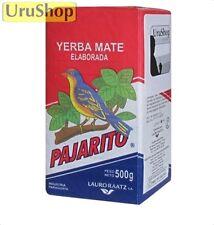 Y84 té de yerba mate Pajarito Tradicional con palos 500G