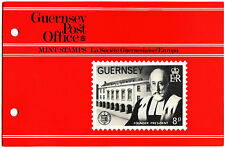 Guernsey 1982 Europa MNH Presentation Pack #C40467