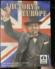 Victory In Europe COL3402 Columbia Games FREE US Shipping New Sealed