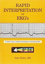(EBOOK) Rapid Interpretation of EKG's by Dale Dubin 6th Edition *PDF*