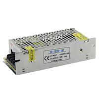 12V 10A 120W Slim Size LED Transformer Switching LED Power Supply LED AC110-240V