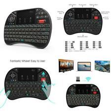 Mini Wireless Keyboard,Rii I8X Portable 2.4Ghz Wireless Keyboard With Touchpad M