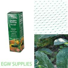 3M X 2M POND GARDEN NETTING PROTECT POND AND VEGETABLES