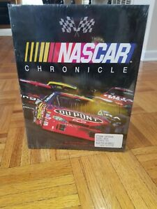 Nascar Chronicle Book--Brand New / Shrink Wrapped