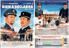 DVD - RIEN A DECLARER - Benoît Poelvoorde,Dany Boon,Karin Viard - NEUF