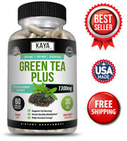 Green Tea Fat Burner 1200mg Natural Weight Loss Supplement, Increase Metabolism