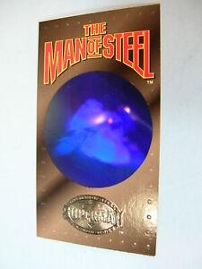 1994 SUPERMAN..MAN of STEEL SKYDISC SD3
