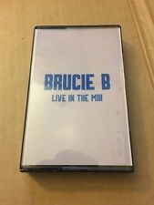 DJ BRUCIE B Live in the Mix HARLEM NYC Classic 90s Hip Hop Cassette Mixtape Tape