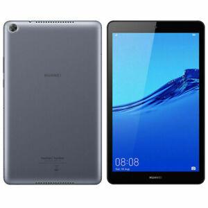 "Huawei MediaPad M5 Lite 8"" 4G LTE Gray 64GB Kirin710 Android 9 Tablet By FedEx"