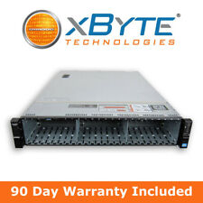Dell PowerEdge R720xd Server 24x 2.5 24B Bay SFF Chassis H710 CTO Enterprise