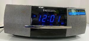 Emerson Research Smart Set Stereo Dual Alarms FM AM CD Digit Clock Radio CKD5811