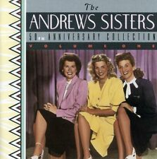 The Andrews Sisters - 50th Anniversary [New CD]