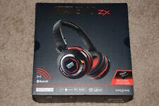 Creative Sound Blaster EVO ZX Wireless Bluetooth NFC Headphones Earphones GH0280