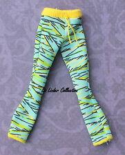 Monster High ~ Cleo De Nile Dead Tired Pajama Capri Pants Clothes