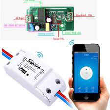 Sonoff ITEAD WLAN Wireless Smart Home Fernbedienung Schaltermodul Switch Moduel