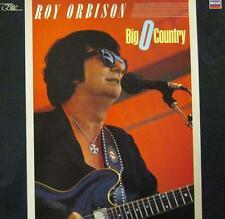 Roy Orbison(Vinyl LP)Big O Country-UK-TAB 72-Decca-Ex/NM