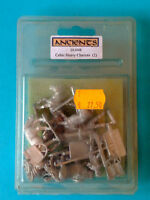 Wargames - 28mm Ancient Celtic Heavy Chariot x2 Sealed - Metal JU61