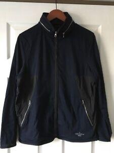 Louis Vuitton Mens Hoodie W/Detached Hidden Hood Cashmere,Silk ,Wool, Blend