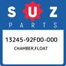 13245-92F00-000 Suzuki Chamber,float 1324592F00000, New Genuine OEM Part