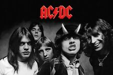 MUSIC ROCK GROUP AC/DC HIGHWAY TO HELL POSTER NEW 36x24 FREE SHIPPING