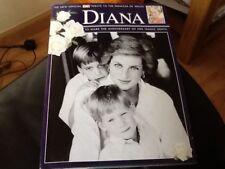 DIANA MAGAZINE - O.K. 1998 . To Mark The Anniversary of her Tragic Death . 99PGS
