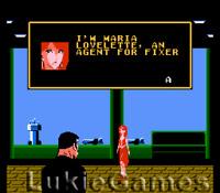 Golgo 13 Top Secret Episode - NES Nintendo Game