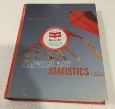 Elementary Statistics: Mario F. Triola (2012, Hardcover, 12th Edition)
