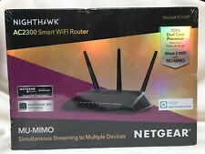 NEW Netgear Nighthawk AC2300 Smart WiFi Router R7000P