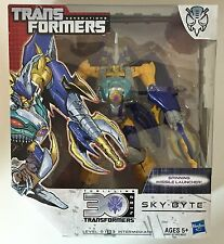 SKY-BYTE Voyager Class TRANSFORMERS GENERATIONS 30th Hasbro IDW  2014