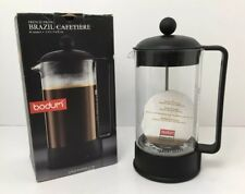 Bodum Brasil French Press 8 Cup Coffee Maker 1548 Made In Denmark