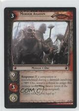 2003 The Lord of the Rings TCG: Return King #7R284 Mordor Assassin Card 0q0