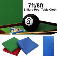 13ft foot Billiard Pool Snooker Table Cover w// Elastic Corners Accessory