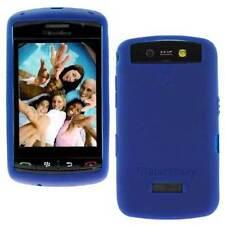 OEM NEW Blackberry Dark BLUE Silicone Gel Skin Case for STORM 9500 Thunder 9530