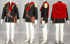 Final Fantasy Type-0 Ace Cosplay Costume Any Size