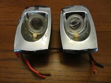 Mercedes W108 W109 OEM Rear Seat Side Interior Dome Map Lights 250 280 300