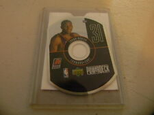 RARE LP 1999-00 UD POWERDECK RC SHAWN MARION IN ORIGINAL COVER #PD14 MINT CDROM