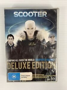 Scooter - Jumping All Over the World-Whatever You Want CD-DVD Deluxe Edition