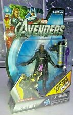 Avengers action figure assault squad nick fury