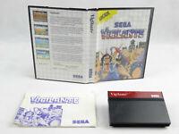 Vigilante Sega Master System Complete PAL