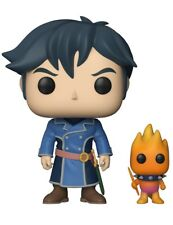 Funko POP! Vinyl Ni No Kuni Roland with Higgledy Collectable Figure No 330