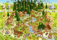 Puzzle HEYE 1000 Pièces-Marino Degano-Ta Life 80861